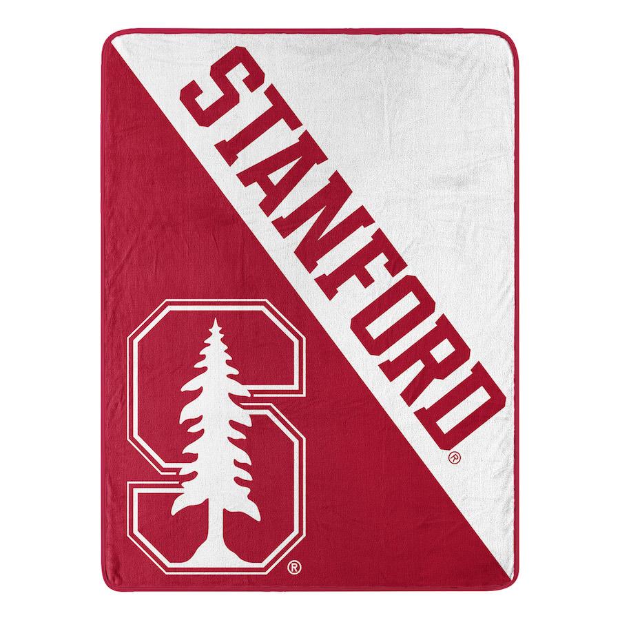 Stanford Cardinal Micro Raschel 50 X 60 Team Blanket Buy