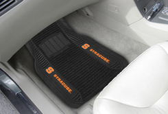 Syracuse Orange Deluxe 20 x 27 Car Floor Mats
