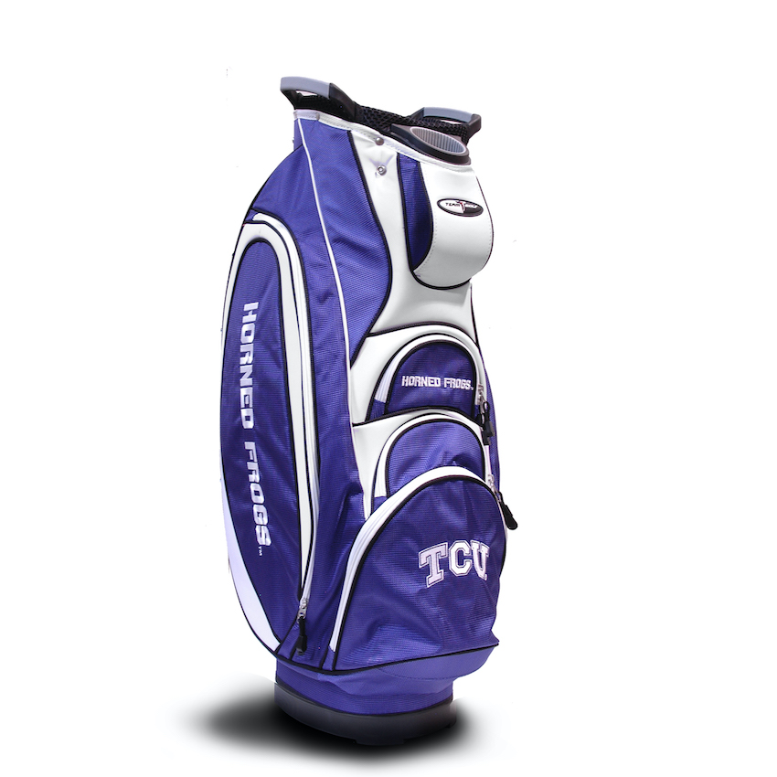 Tcu Horned Frogs Victory Golf Cart Bag Buy At Khc Sports