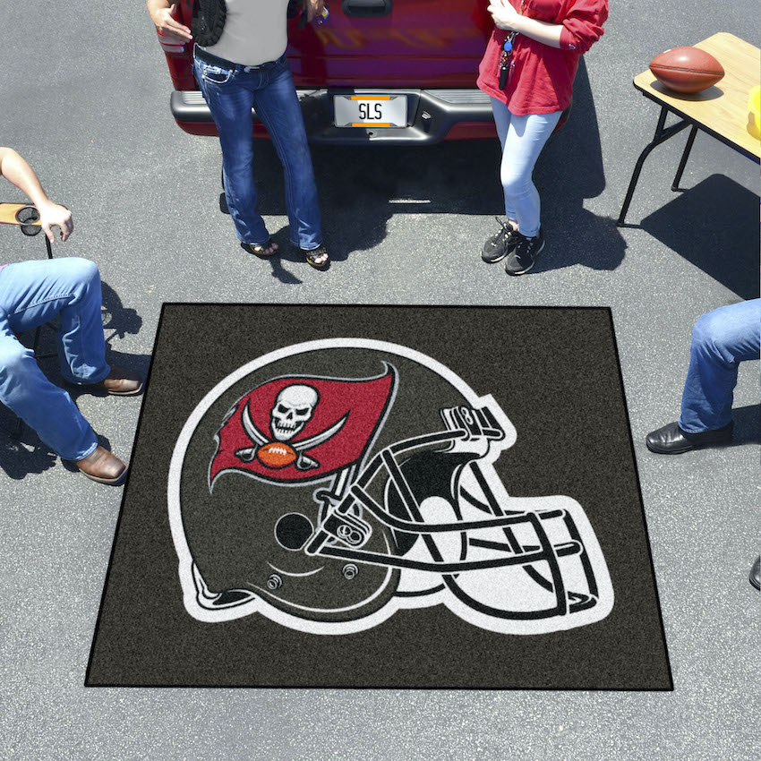 Tampa Bay Buccaneers TAILGATER 60 x 72 Rug