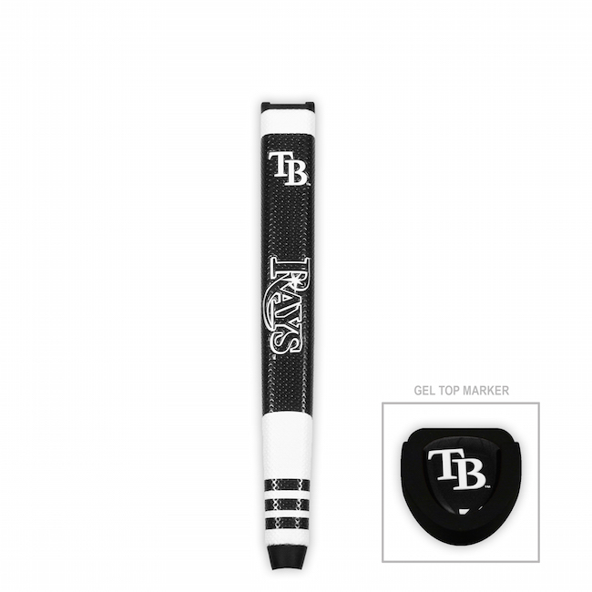 Tampa Bay Rays Putter Grip with Ball Marker