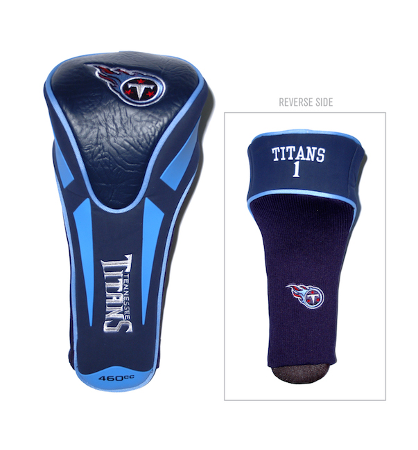 Tennessee Titans Single Apex Driver Headcover