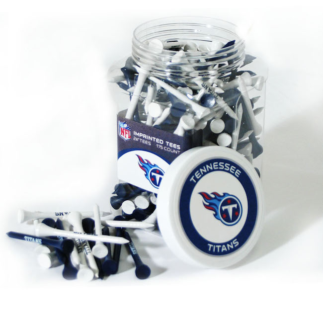 Tennessee Titans 175 imprinted Tee Jar