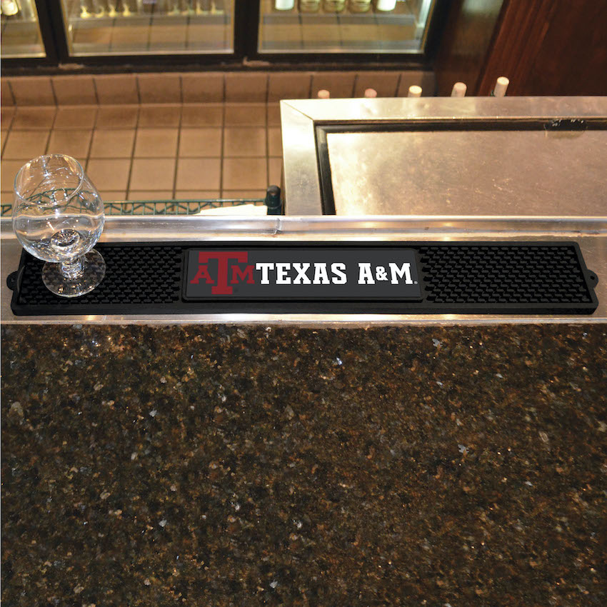 Texas A&M Aggies Bar Drink Mat