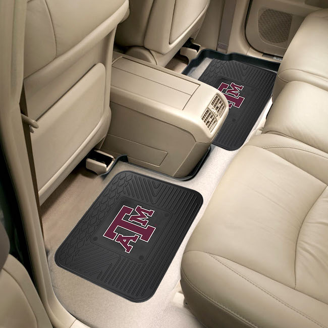 Texas A&M Aggies Small Utility Mat (Set of 2)