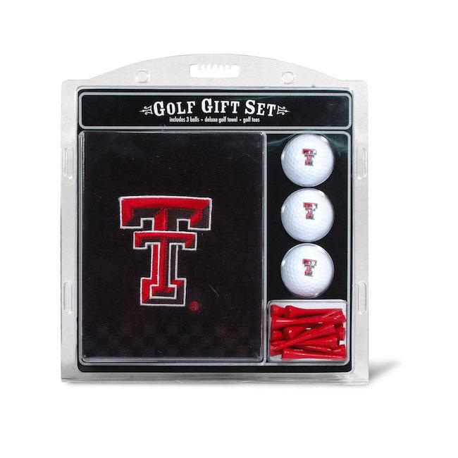 Texas Tech Red Raiders Premium Golf Gift Set Buy At Khc