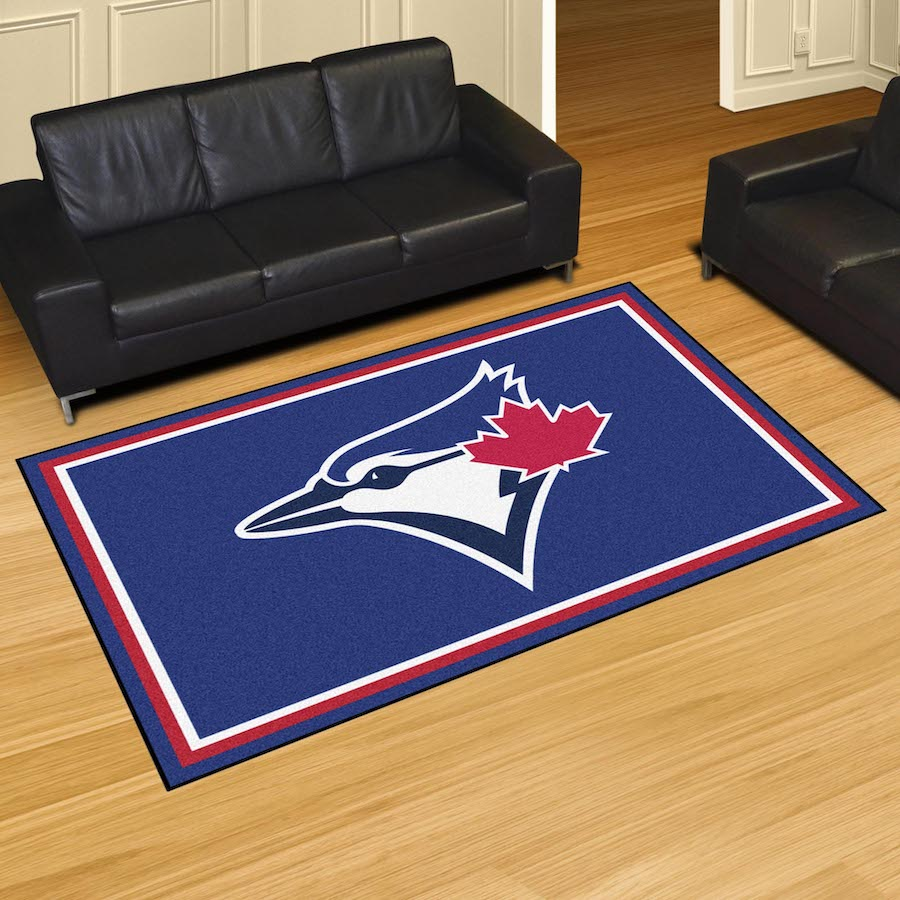 Toronto Blue Jays 5x8 Area Rug