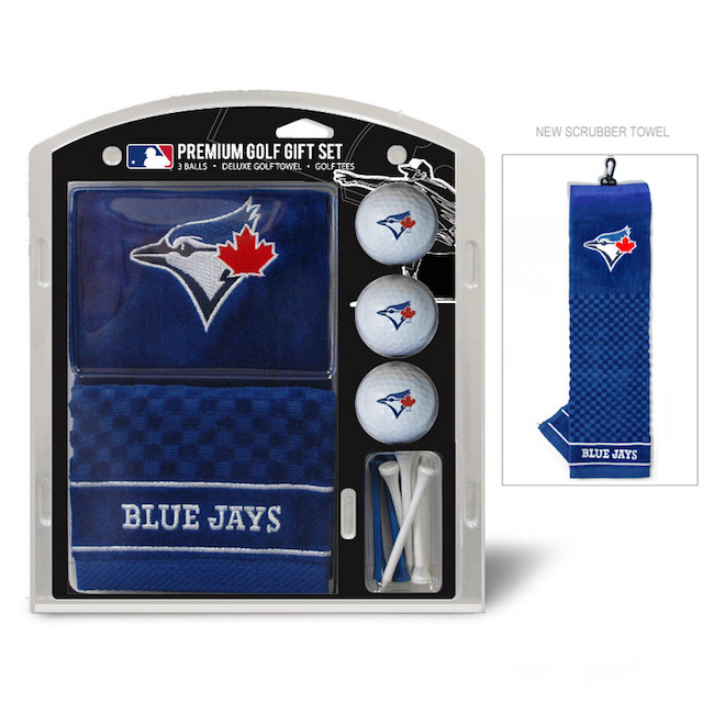 Toronto Blue Jays Premium Golf Gift Set
