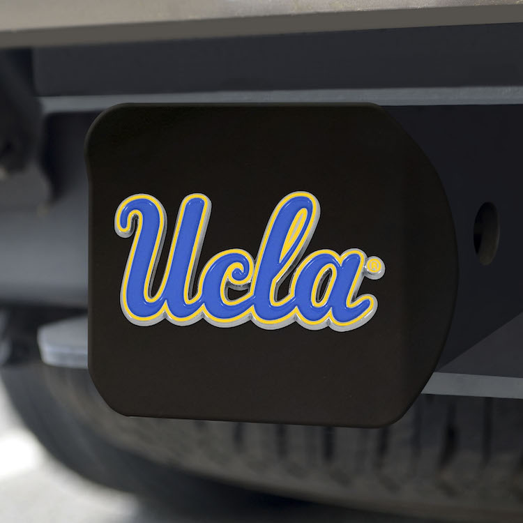 UCLA Bruins Black and Color Trailer Hitch Cover