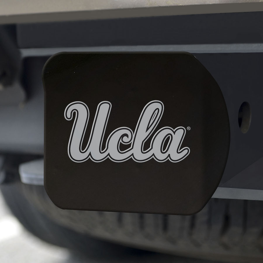 UCLA Bruins BLACK Trailer Hitch Cover