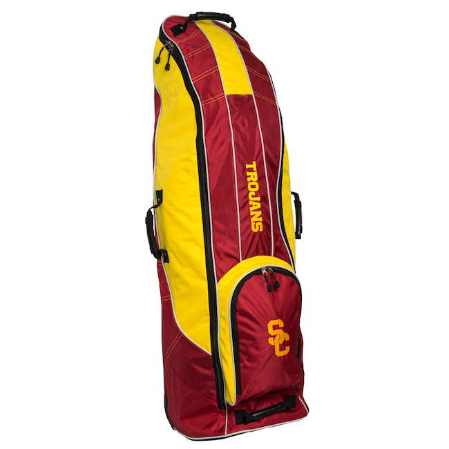 Usc Trojans Golf Travel Bag Buy At Khc Sports