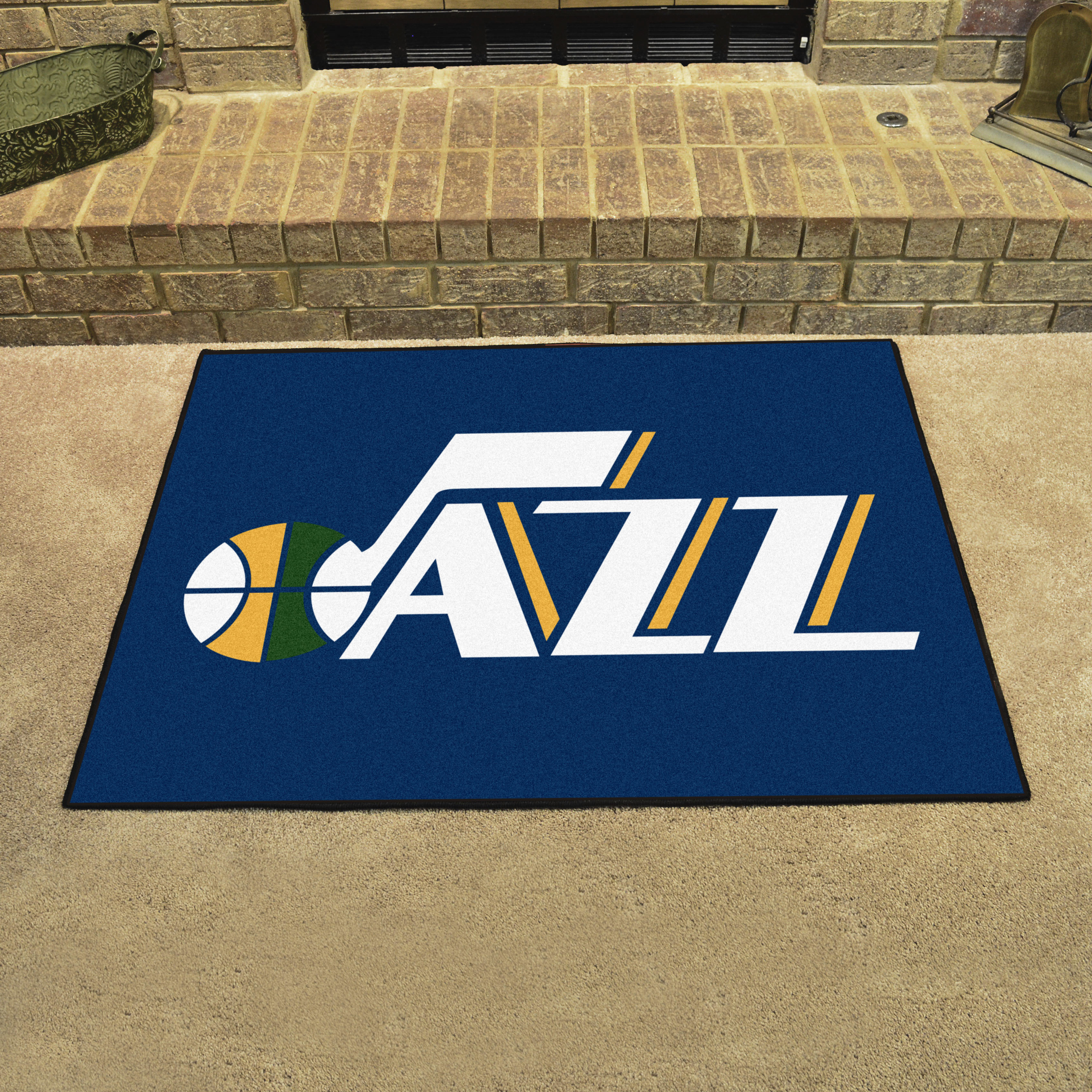 Utah Jazz ALL STAR 34 x 45 Floor Mat