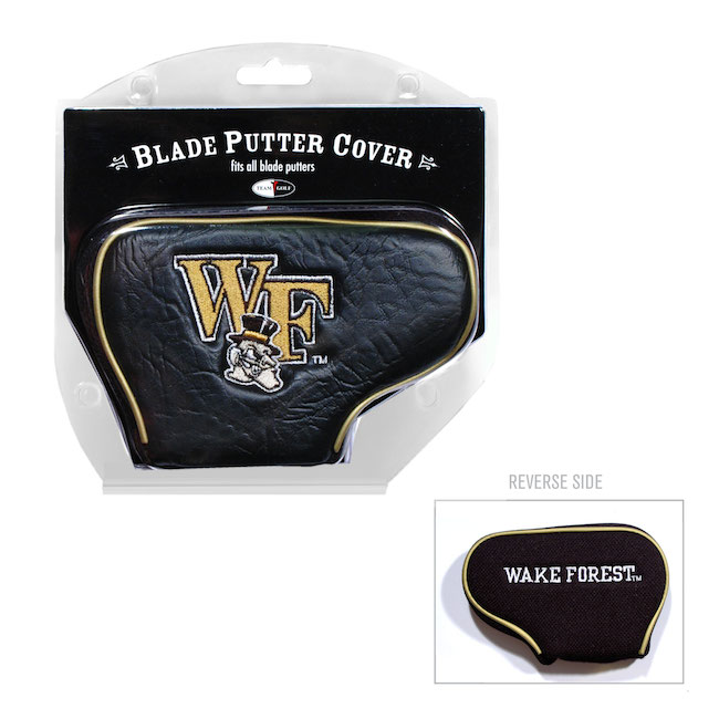 Wake Forest Demon Deacons Blade Putter Cover
