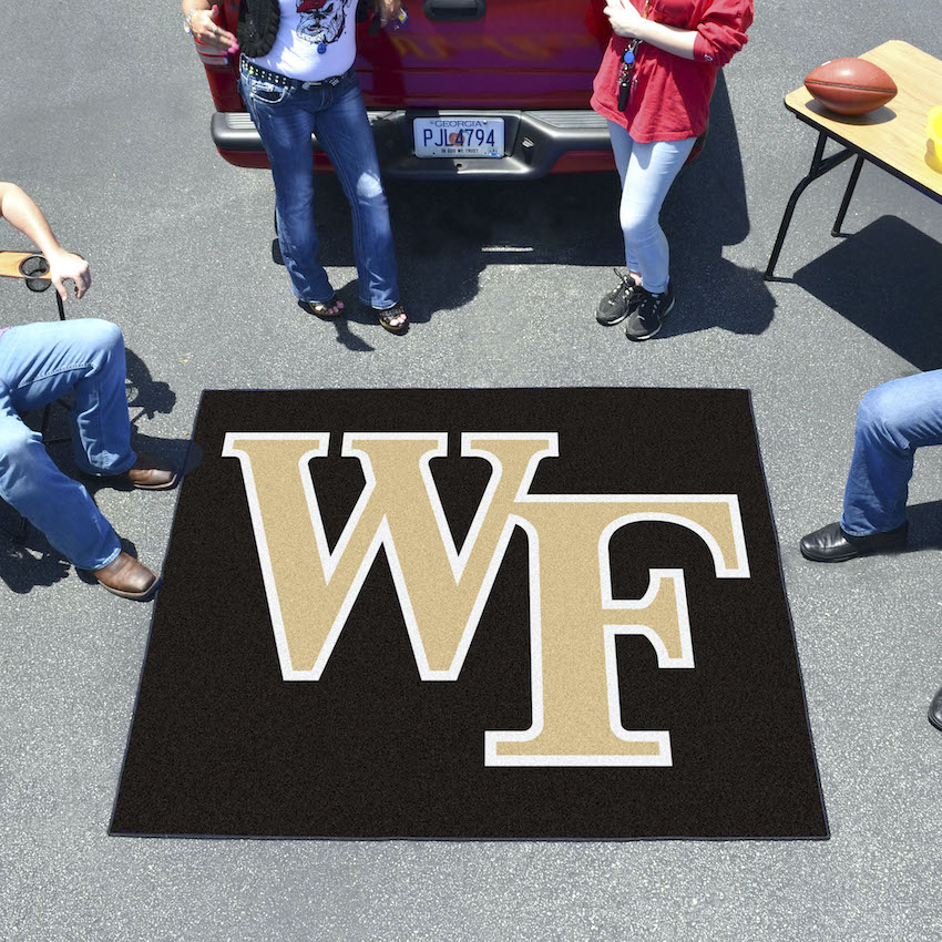 Wake Forest Demon Deacons TAILGATER 60 x 72 Rug