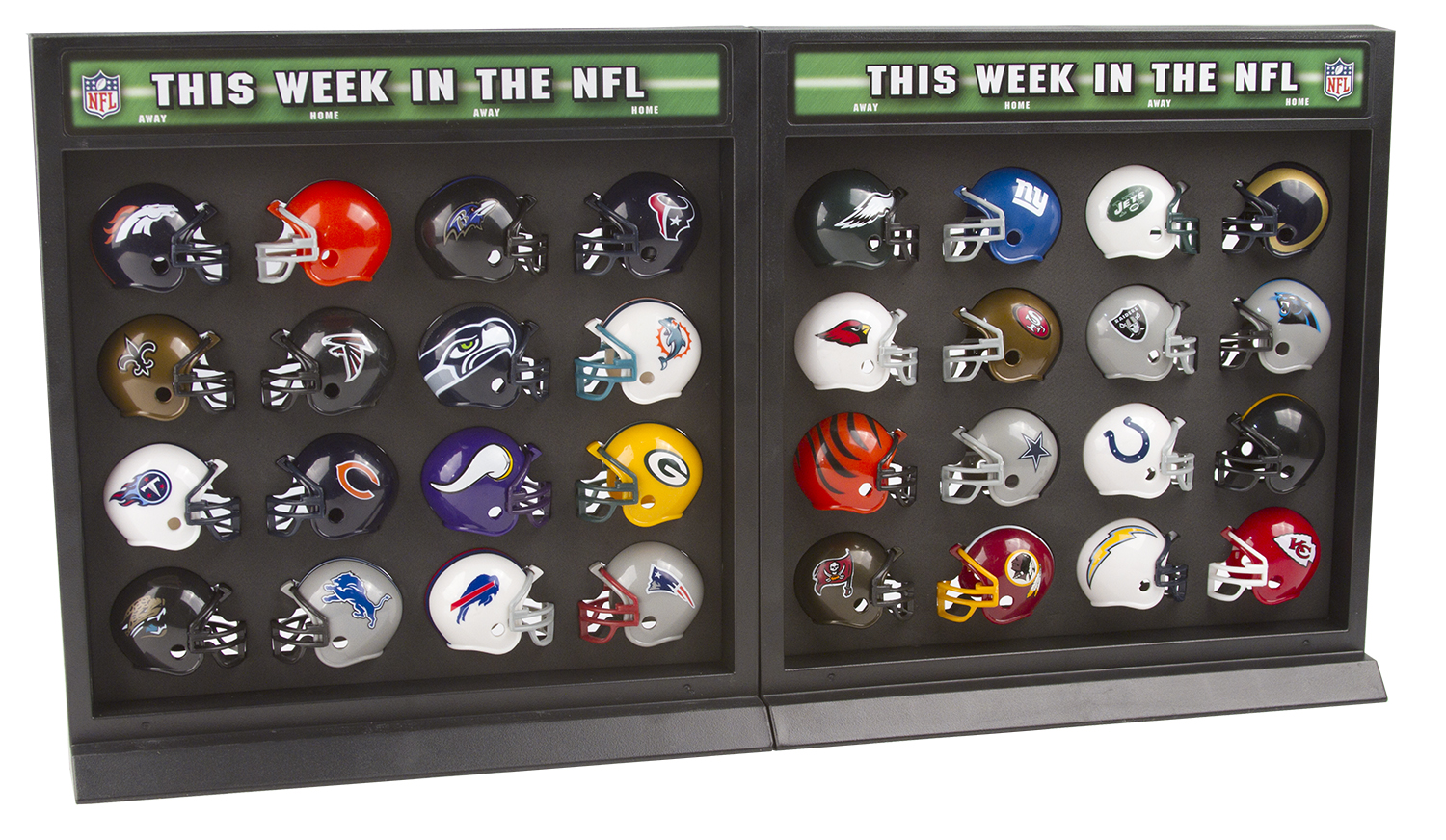 NFL Helmet Matchup by Riddell