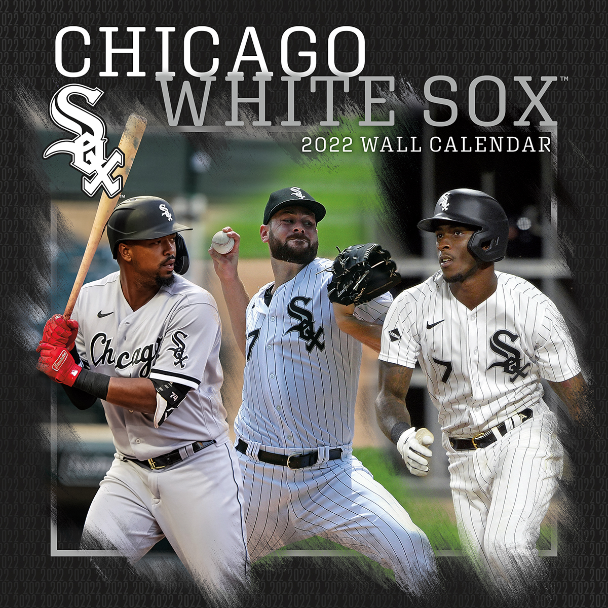Chicago White Sox 2018 Wall Calendar