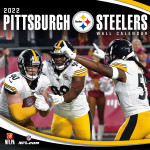 Pittsburgh Steelers 2019 NFL Wall Calendar