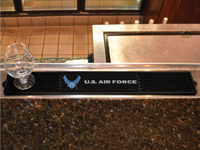 Air Force Falcons Bar Drink Mat