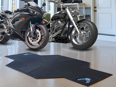 Air Force Falcons Motorcycle Mat