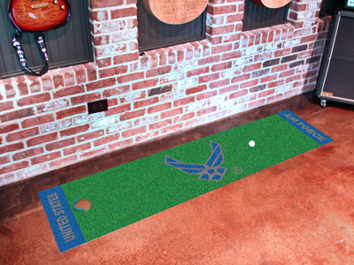 Air Force Falcons Putting Green Mat 18 x 72