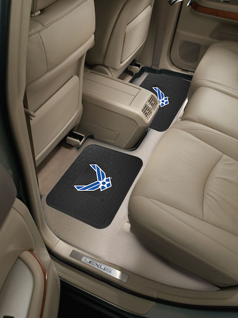 Air Force Falcons Small Utility Mat (Set of 2)