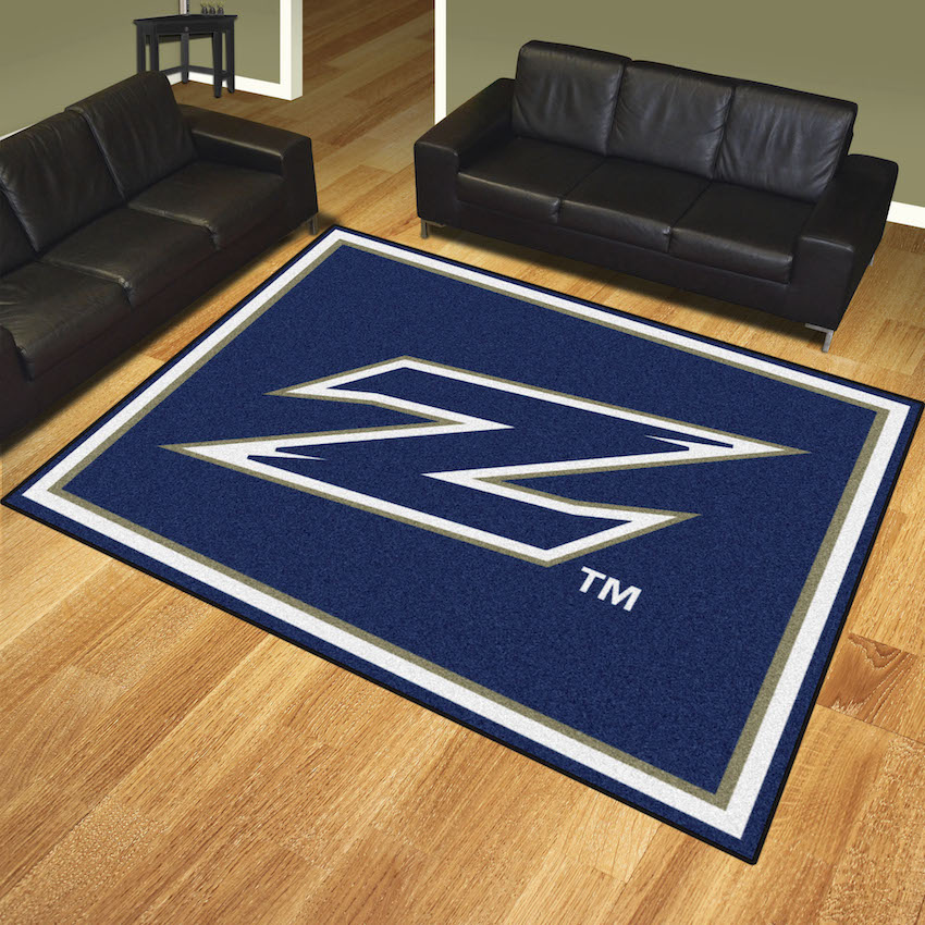 Akron Zips Ultra Plush 8x10 Area Rug