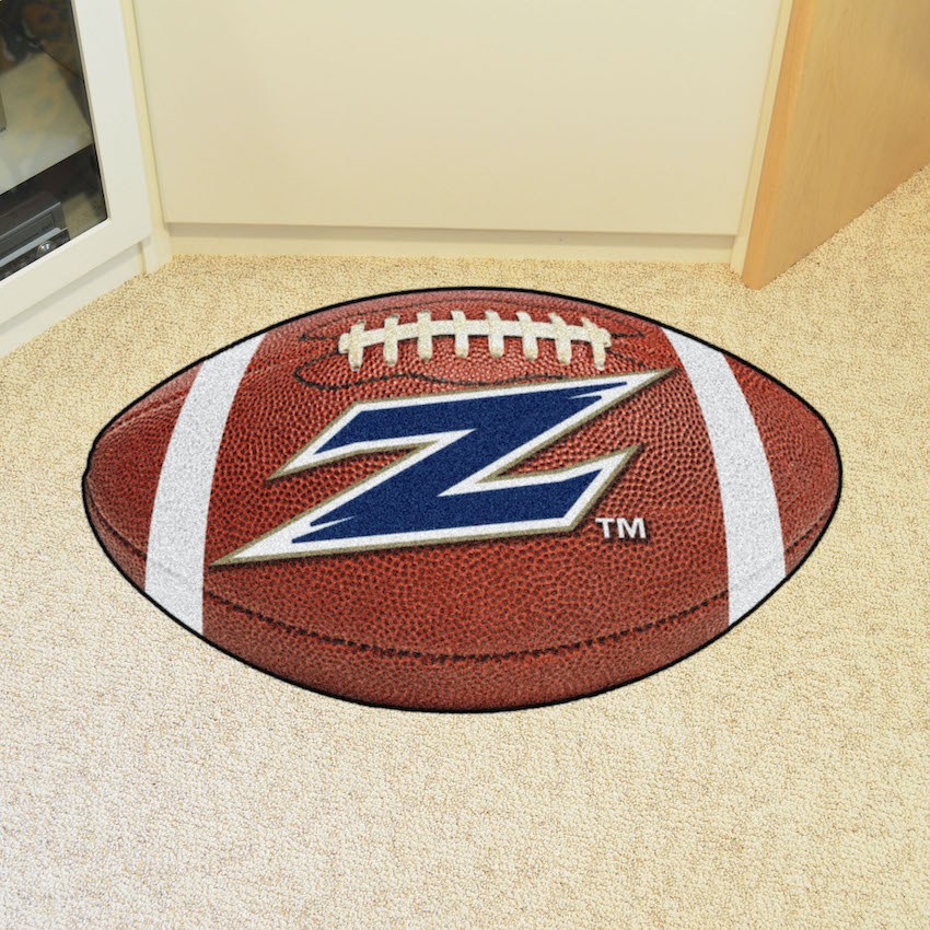 Akron Zips 22 x 35 FOOTBALL Mat