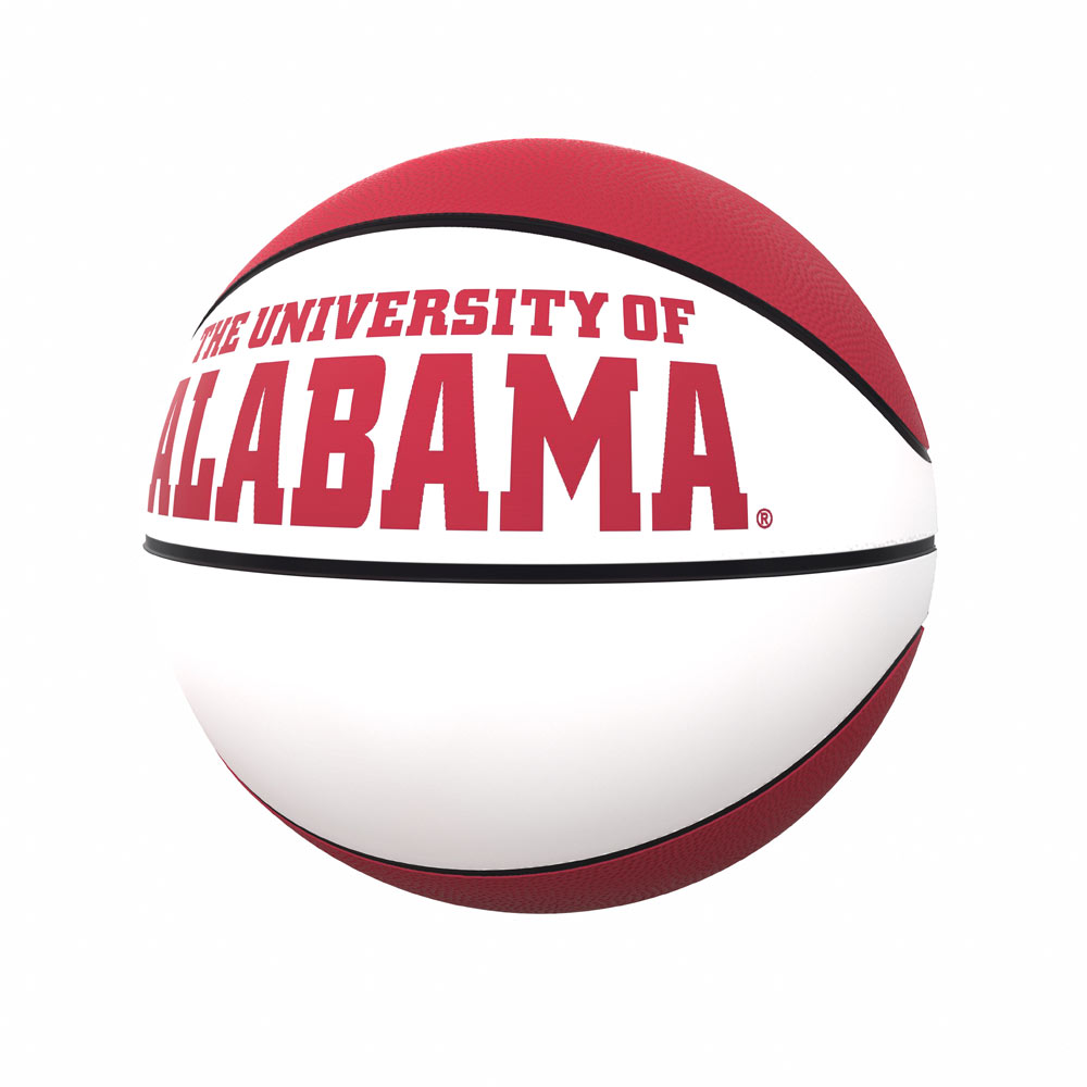 Alabama Crimson Tide Official Size Autograph Basketball