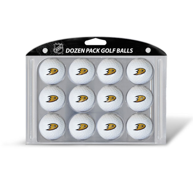 Anaheim Ducks Dozen Golf Ball Pack