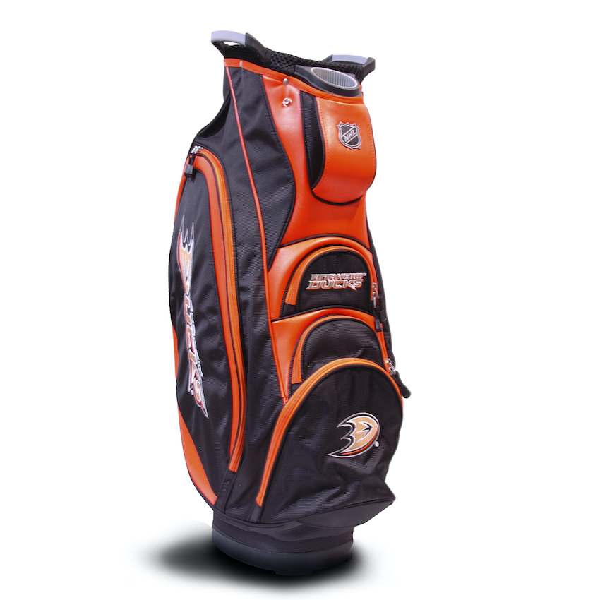 Anaheim Ducks VICTORY Golf Cart Bag