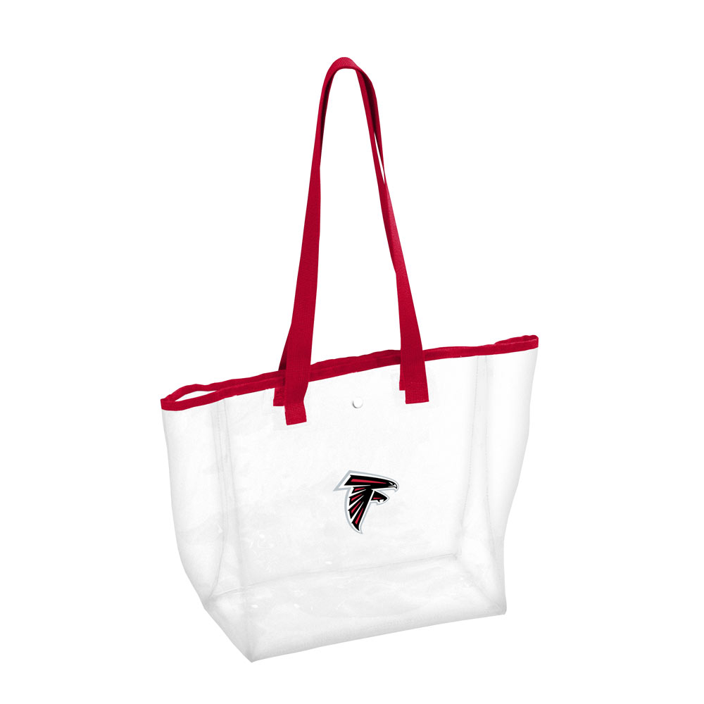 Atlanta Falcons Clear Stadium Tote
