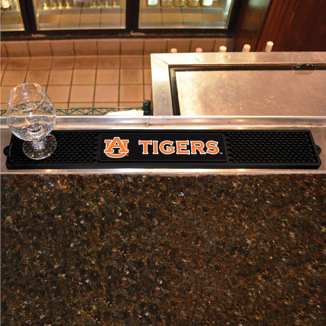 Auburn Tigers Bar Drink Mat