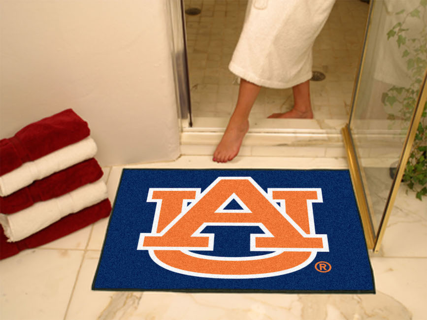 Auburn Tigers LOGO ALL STAR 34 x 45 Floor Mat