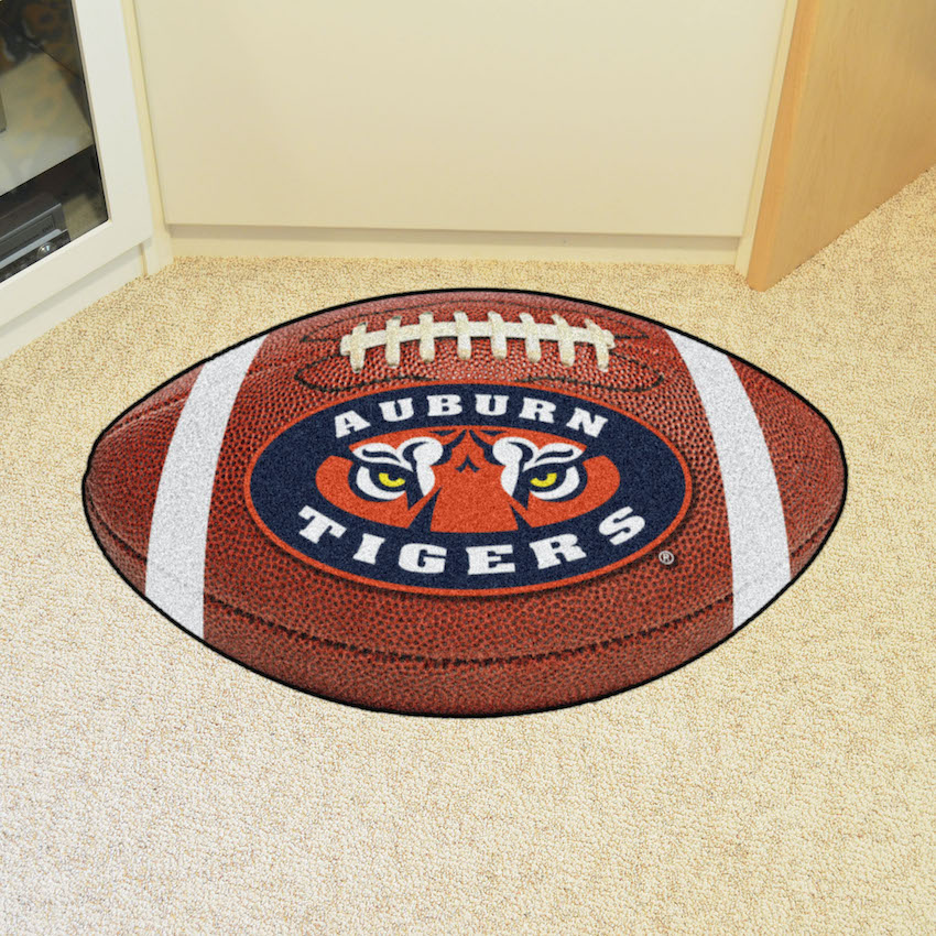 Auburn Tigers LOGO 22 x 35 FOOTBALL Mat