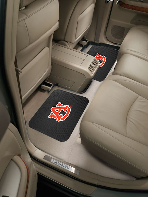 Auburn Tigers Small Utility Mat (Set of 2)