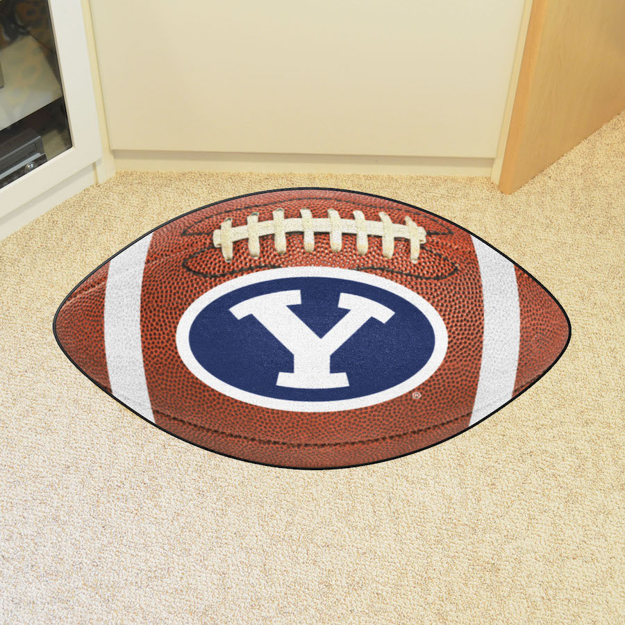 BYU Cougars 22 x 35 FOOTBALL Mat