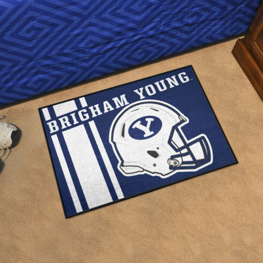 BYU Cougars 20 x 30 Uniform STARTER Floor Mat