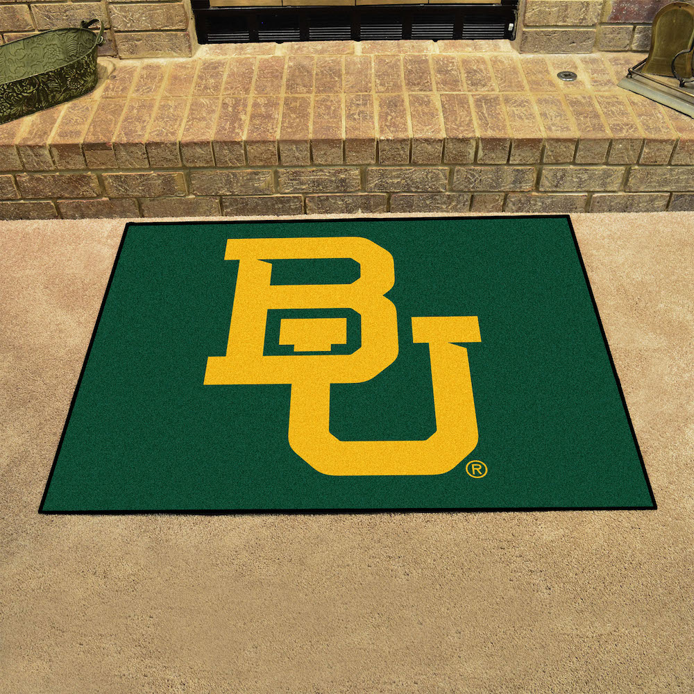 Baylor Bears ALL STAR 34 x 45 Floor Mat