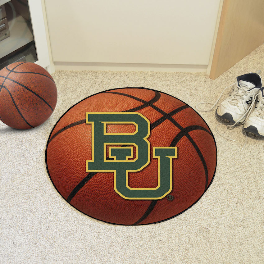 Baylor Bears BASKETBALL Mat