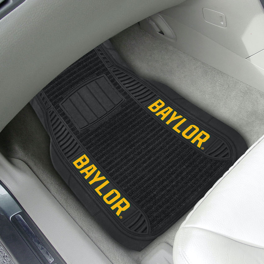 Baylor Bears Deluxe 20 x 27 Car Floor Mats