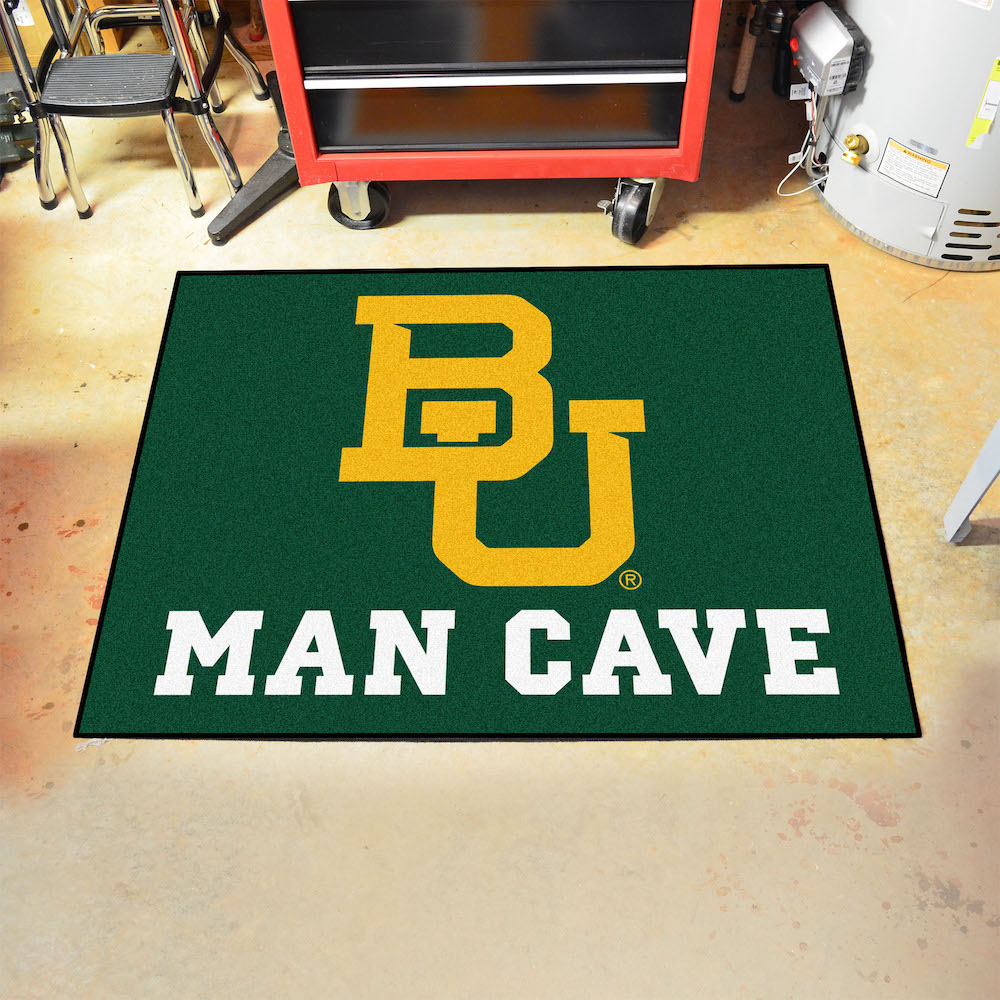 Baylor Bears ALL STAR 34 x 45 MAN CAVE Floor Mat