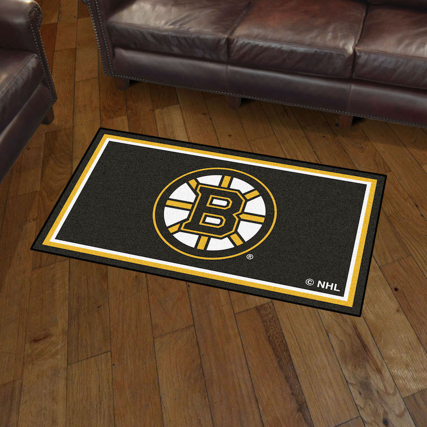 Boston Bruins 3x5 Area Rug Buy At Khc Sports