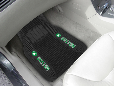 Boston Celtics Deluxe 20 x 27 Car Floor Mats
