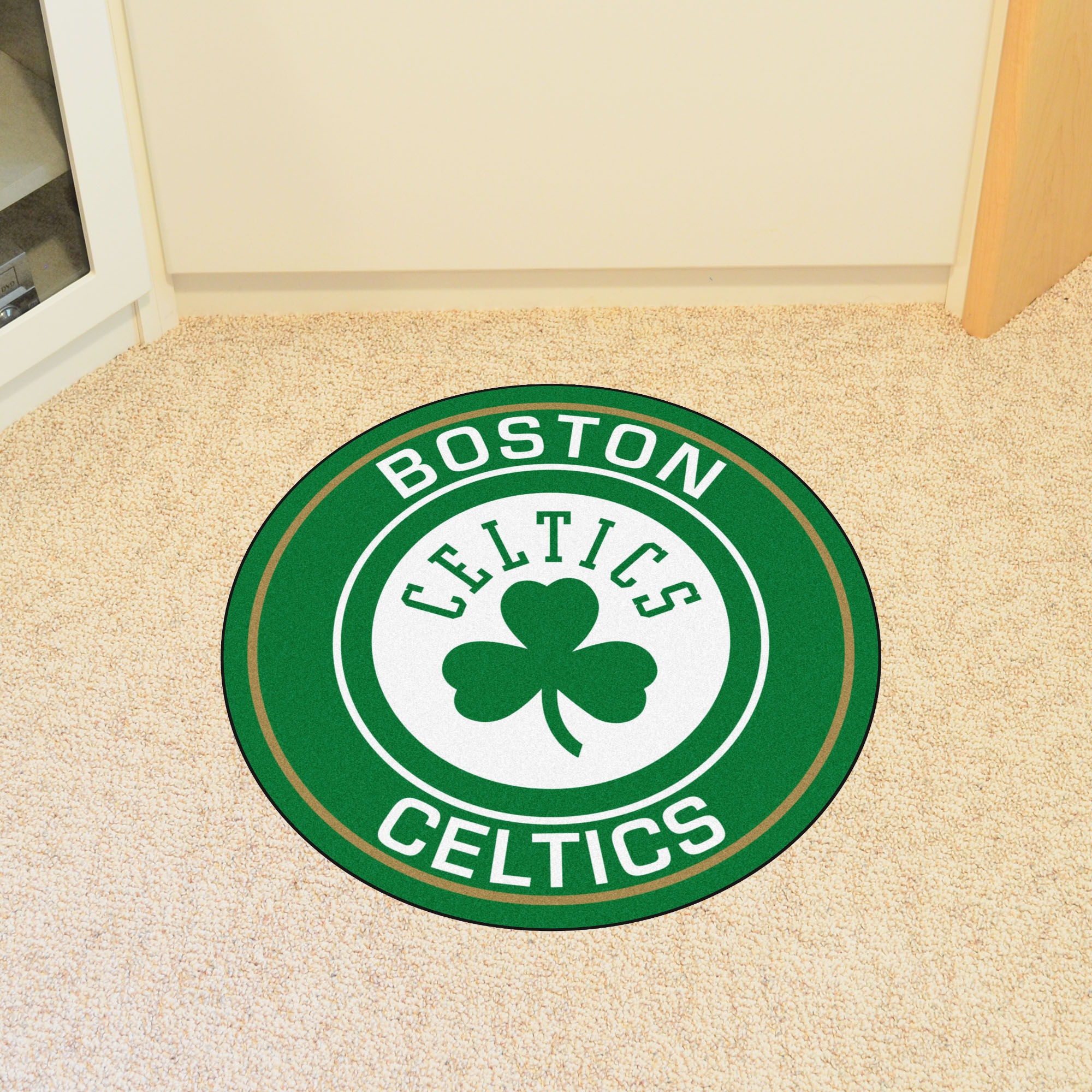 Boston Celtics Roundel Mat