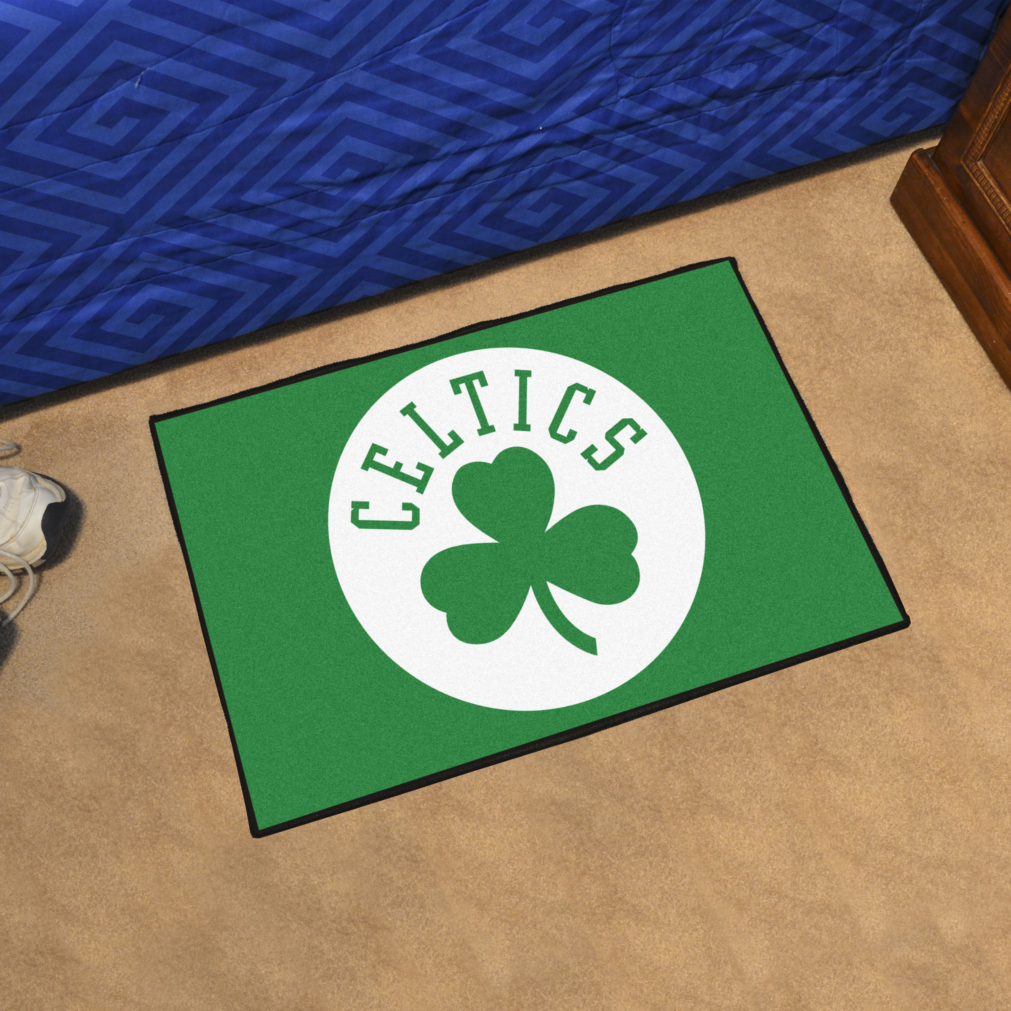 Boston Celtics 20 x 30 STARTER Floor Mat