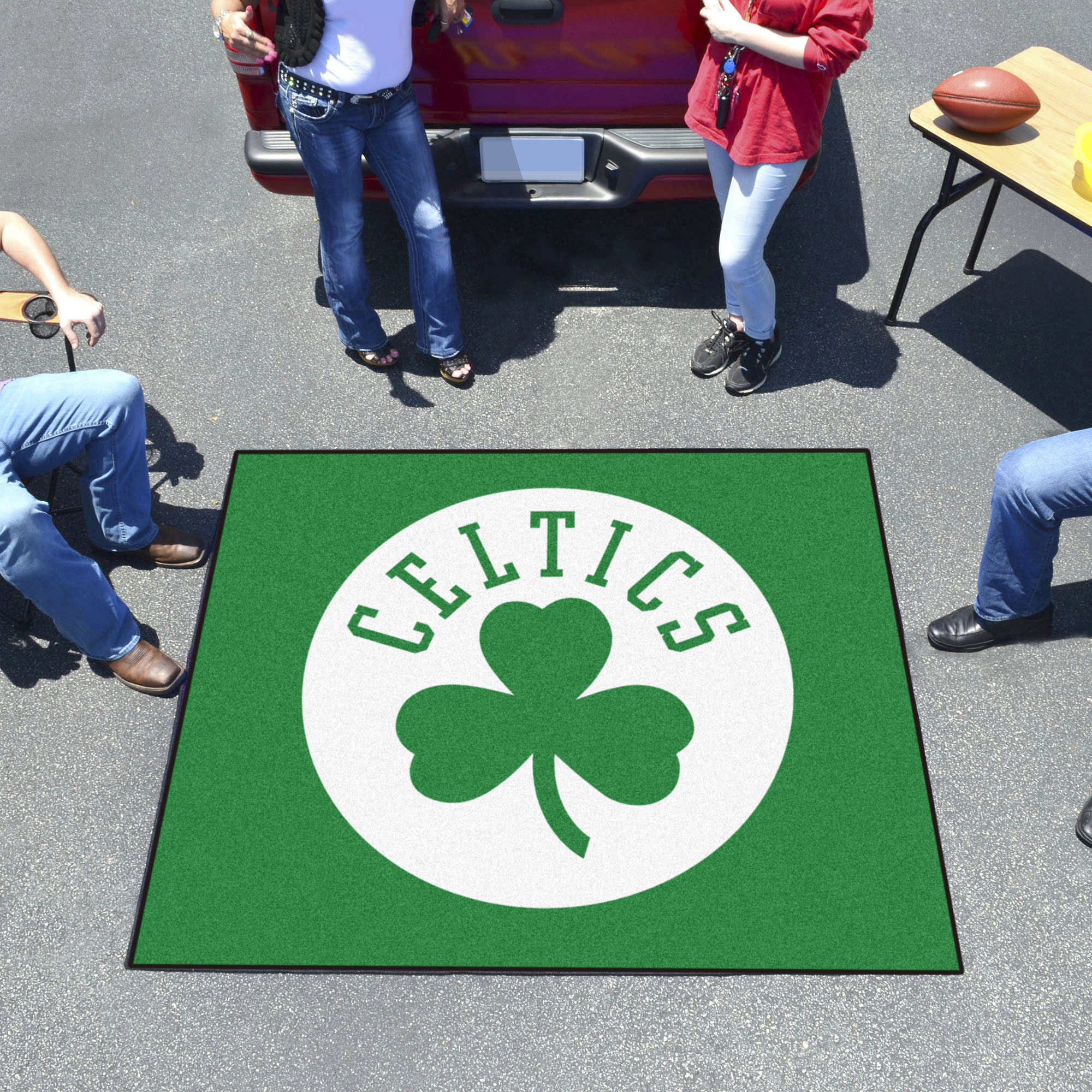 Boston Celtics TAILGATER 60 x 72 Rug