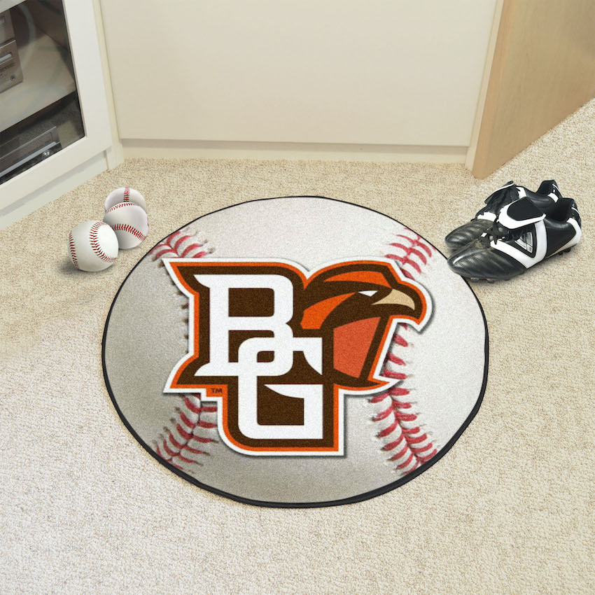 Bowling Green Falcons BASEBALL Mat