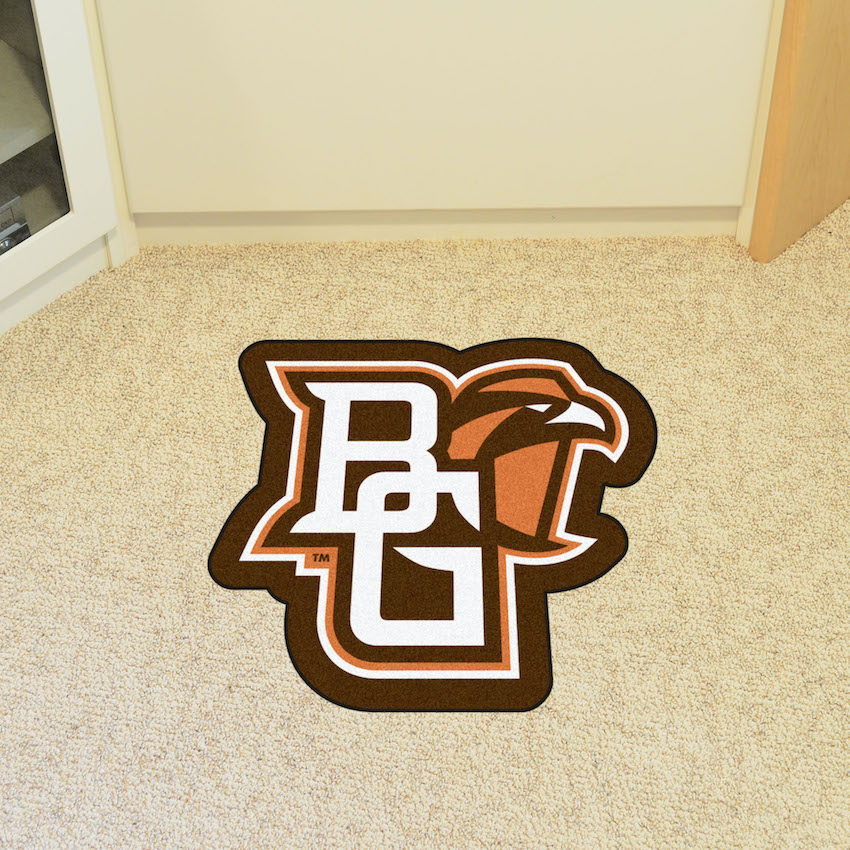 Bowling Green Falcons MASCOT 36 x 48 Floor Mat