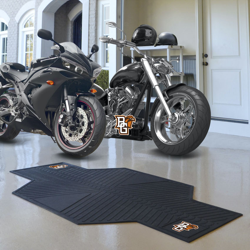 Bowling Green Falcons Motorcycle Mat