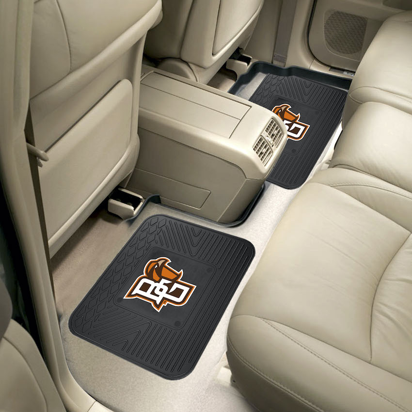Bowling Green Falcons Small Utility Mat (Set of 2)